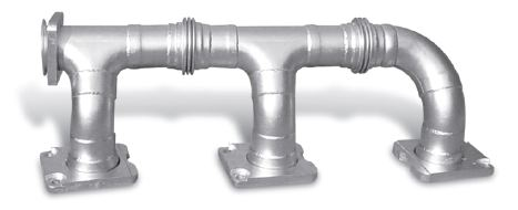 Pipe at Cylinder head